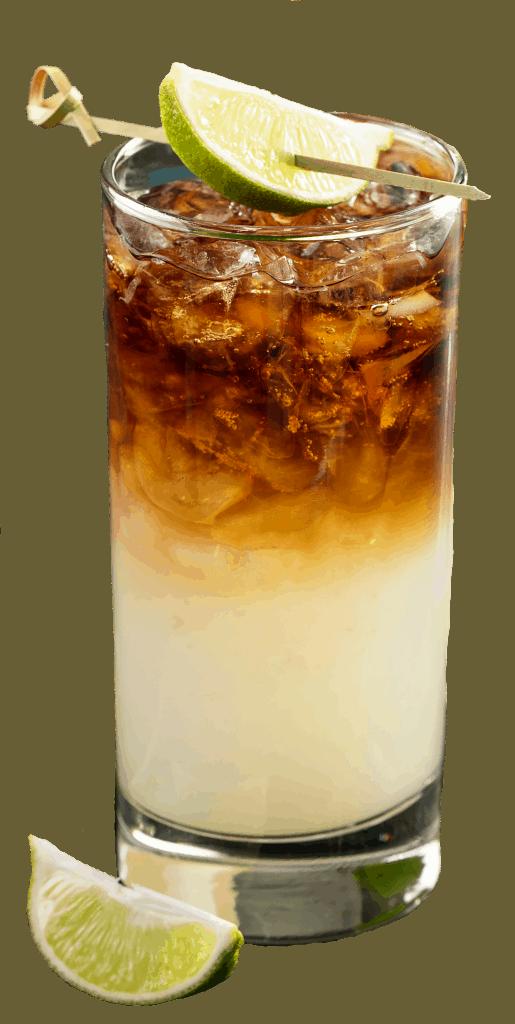 drinks with dark rum